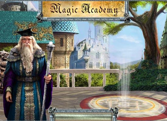 Играть в игры про магию